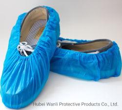 Non-Skid Foot-Cover, Nonwoven Footcover Footcover PP antideslizante mayorista cubrezapatos