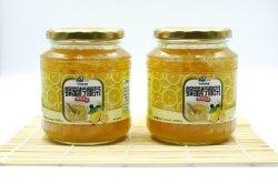 競争価格の蜂蜜レモンティー