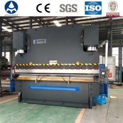 알루미늄을%s 새로운 디자인된 격판덮개 구부리는 기계 CNC 수압기 브레이크
