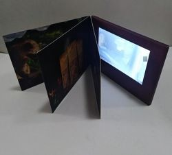 7inch LCD Screen Video Book