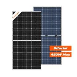 144 celdas Half-Cell PERC 335 W a 340W 345W Poli Panel Solar módulos solares para el sistema de Energía Solar