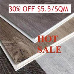 prix d'usine étanche 4mm SPC Carrelage de sol en vinyle revêtement de sol en vinyle PVC Revêtements de sol en vinyle de luxe