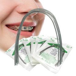 أسنانيّة [نيتي] [ستينلسّ ستيل] يوّطد احتياطي لتقويم الأسنان يثنّي [أرشوير]