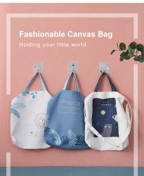 Многоразовые сумки магазины Canvas Raw обычный хлопок мешки оптовой брелоки сумки подарок хлопка