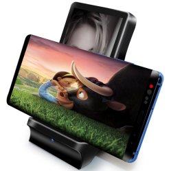 선물 프레임 전화 무선 충전기 무선 비용을 부과 충전기 사진 프레임
