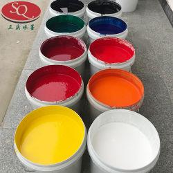 Tinta de impresión Water-Based para todo tipo de bolsas de telas Non-Woven Non-Woven Non-Woven máscaras Imprimir