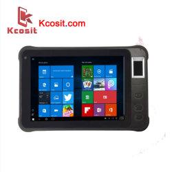 Lezer van de Vingerafdruk van PC van de Tablet van de Vensters van Kcosit K75 de Ruwe UHFRFID IP67 maakt 7 de Scanner PDA van de Streepjescode van de Duim HDMI tweede waterdicht