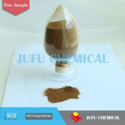 Mezcla para el hormigón Lignosulphonate de sodio como agua de la reducción de la mezcla de productos químicos de la construcción Lignosulfonate Sodio