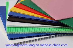 PP Plug-in Box el volumen de negocios de la Junta de hoja de plástico y panel