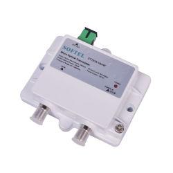 Mini transmisor de TV 10W Transmisor óptico de 1550