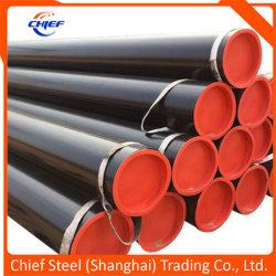 API 5L X70 tuyau LSAW 3PE, le grand diamètre LSAW Tuyau en acier au carbone/tube de liquide de convoyage Gaz de pétrole de l'huile