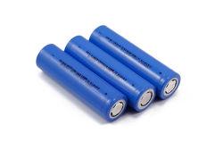 屋外の強いライト強いトーチまたは標識燈1800mAh/2000mAh/2600mAh/3350mAhのためのリチウムイオン18650電池セル3.7V