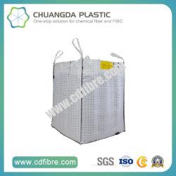 Seitlicher Naht-Schleifen-Leitblech-Masse-Beutel mit Anti-UVgewebe-Stall für das Füllen
