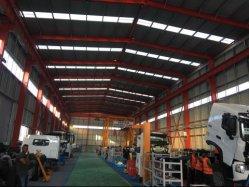 Métal modulaires préfabriquées lumière Atelier de fabrication de structures en acier