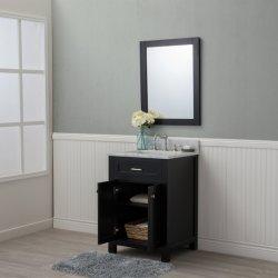 American estilo moderno con muebles de madera espejo mueble aparador