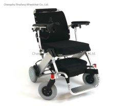 Aluminio Extra de plegado de la luz de potencia portátil silla de ruedas eléctrica Scooter eléctrico para desactivar la ce & ISO