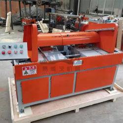 Machine automatique de bois de rainurage pour nous la palette de bois