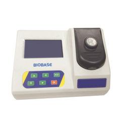 Biobase Ce de equipos de laboratorio de la calidad del agua Nephelometer Benchtop Turbidimeter