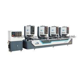 Jinan Janela fornecedor fabricante de porta plástica UPVC máquina de soldar perfeita