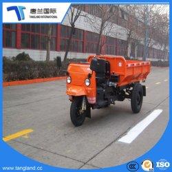 Venta caliente Mini triciclo Diesel/tres ruedas de coche triciclo para la minería con un gran desempeño