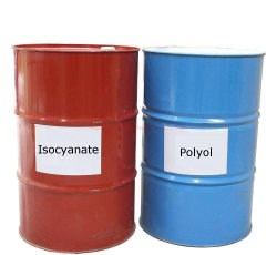 Einspritzung und Sprühmit hoher schreibdichtepu-Polyurethan-Schaumgummi-Isolierungs-Material für Haus