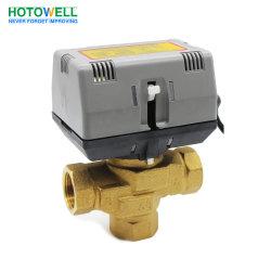 3 Honeywell van de manier de Thermostatische het mengen zich Gemotoriseerde Klep van het Water