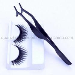 OEM Hot Sale Kosmetik Makeup Eyelash Eyebrow Tweezer
