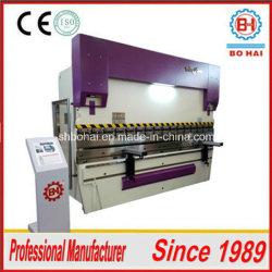 presse plieuse hydraulique, CNC synchronisé de série des machines de flexion de métal Psk 63T/2500mm