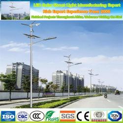 Светодиод ветровой турбины мощностью 100 Вт, 200 Вт, 300 Вт, 400 Вт, 500 Вт вертикального ветра солнечного освещения улиц Hybrid