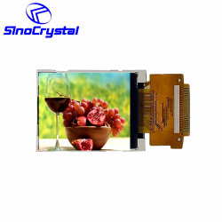 1,8 polegadas LCD Mini utilizado no TFT LCD Smart Display Inicial