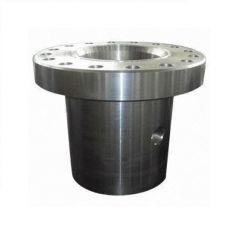 4140 piezas de acero aleado Material bomba de lodo de brida de camisa
