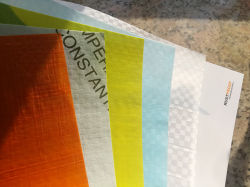Vci тканого Wrap пленки, Anti-Rust Соткана ткань пленки