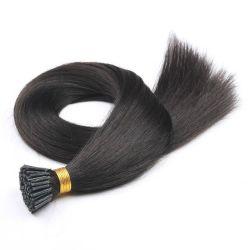 100% волос человека прямо Memory Stick™ I-Tip удлинитель волос