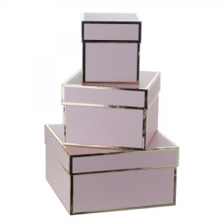 Handmade papier rigide Unique bijoux cadeaux Coffret d'emballage de cas
