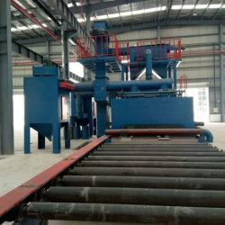 Het Vernietigen van het Schot van het Wiel van het Type van Transportband van de Rol van de Plaat van het staal Automatische Machine