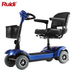 Pequeno no tamanho 4 viagens de rodas Eléctrica Scooter Mobilidade Mobility Scooter