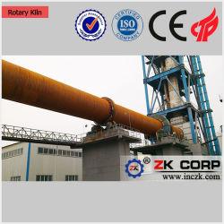Новый тип полезных ископаемых для сжигания отходов для цементного завода в соответствии с ISO и стандартам CE