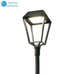 60W площадь кристалла литой светодиодный светильник в саду