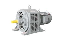 Серия YCT электромагнитной регулируемая скорость асинхронной электродвигатель в сборе с двигателем переменного тока(0.55-45квт)