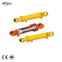 preço de fábrica não padrão do Cilindro Hidráulico Hsg Engenharia do Cilindro do Pistão