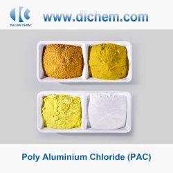 Наиболее конкурентоспособных полимерная алюминия хлорида кальция PAC для воды