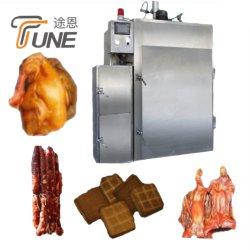 고기 가공 고기 흡연 오븐용 시간당 500kg 소시지 흡연 하우스