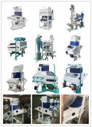 6.0-8.0 т/ч тяжести Падди Destoner Tqsx125 Вибрация Destoner всасывания Tqsx100 машины для очистки зерна