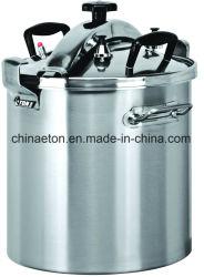 Edelstahl-Dampfkochtopf für die Küche, die Et-Dyg-50 trägt