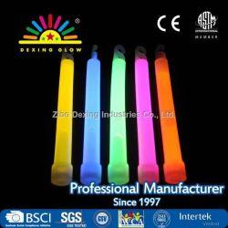 Glow Stick 6 polegadas brilham no escuro para a piscina