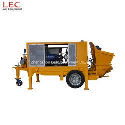 Bespoten Concrete Machine die Shotcrete van China de Natte Leveranciers van de Apparatuur bespuiten