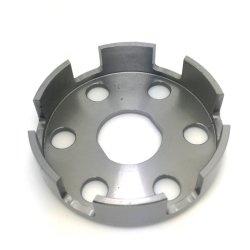 Compressor de ar caixa de alumínio com precisão as peças de máquinas CNC