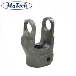 precio de fábrica de piezas de coche de alta precisión la horquilla de acero forjado
