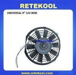 Universal 9 pouces du moteur du ventilateur du radiateur condenseur Auto Auto Pièces AC