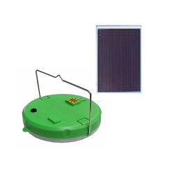 3 Classe de Iluminação de potência de Energia Solar Portátil Horas lendo livro candeeiro de mesa pequena luz